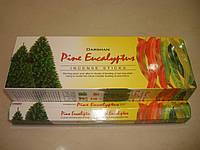 """Благовония """"Pine Evcalyptus"""" (Darshan)"""