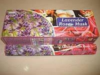 """Благовония """"Lavender Rose-Musk"""" (Darshan)"""