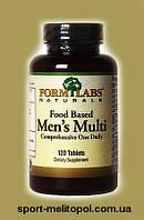 Form Labs Food Based Men's Multi 120 таб. «Мужские поливитамины»