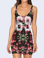 Платье Зеркальные Розы 69