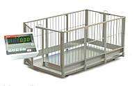 Весы для животных 4BDU600Х-1220-П Практический