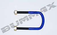 Стремянка рессоры с гайкой M14x1,5x75x150 на Renault Master II 1998->2010 — BMT (Украина) - BMT00465 W/N