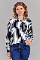 Летняя рубашка с длинным рукавом