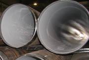 Труба дм.530х8-9мм.ГОСТ10704 новая  с порезкой от 1м.п., доставка по Украине