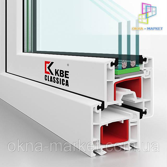 Профильная система KBE 58