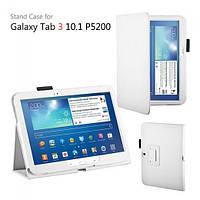 Белый чехол для Samsung Galaxy Tab 3 10.1 p5200