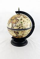 Настільний глобус бар 33002W-B