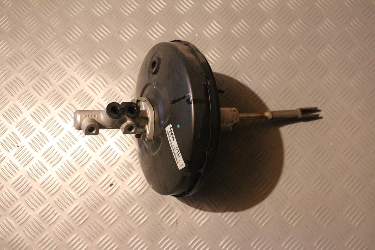вакуумный усилитель тормозов audi100