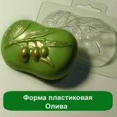 Форма пластиковая Олива