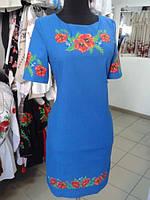 Вишиванка плаття Карпатський віночок