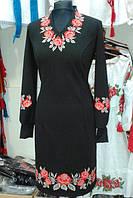 Вишиванка плаття Сутінкове намисто