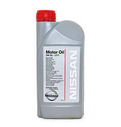 Масло моторное Nissan Motor Oil DPF 5W-30 1 л (KE900-90033)