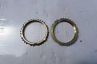 Кольцо синхронизатора 2-3-4-5 й передач КПП Jac 1020
