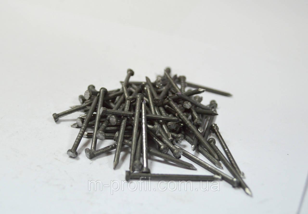 Гвозди строительные 2,0 * 32 мм фасовка 0,5 кг