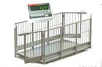 Весы для животных 4BDU1500Х-1020-С Стандарт