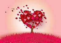 Любовь это... 130 Вафельная картинка