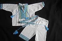 Набор для крестин для мальчика, 62-74 рост, 200/150 (цена за 1 шт. + 50 гр.)