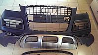 Передний бампер Audi Q7 рестайлинг
