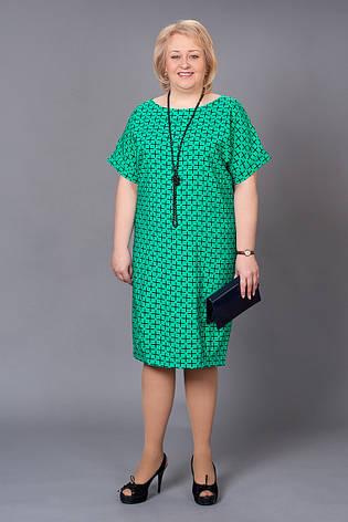 Женское платье с коротким рукавом, фото 2