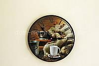 Часы настенные круглые № 130
