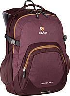 Городской рюкзак Deuter Graduate aubergine/lion (80232 5607)