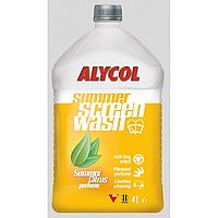 Летний омыватель, Alycol Screenwash Citrus, 4L