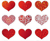 Любовь 142 Вафельная картинка
