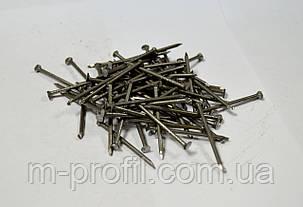 Гвозди строительные 2,0 * 40 мм фасовка 1 кг, фото 2