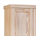 Шкаф из массива дерева 009, фото 3