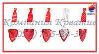 Галстуки, платки, косынки с Вашим логотипом (под заказ от 50 шт) с НДС