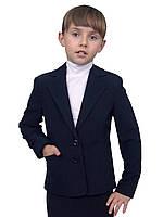 Пиджак школьный для девочки м-853  рост 116-170, фото 1