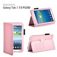 Светло-розовый чехол для Galaxy Tab 3 7.0 SM-T2100