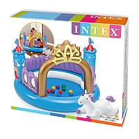 """Детский надувной игровой центр Intex 48669 """"Магический замок"""", фото 1"""
