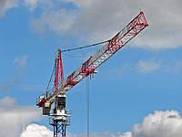 Новый башенный кран TEREX COMEDIL