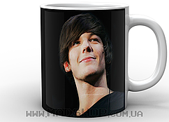 Кружка One Direction Louis Tomlinson