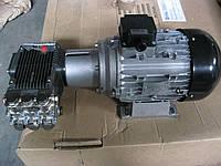 Помпа высокого давления+двигатель
