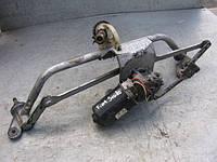 Трапеция дворников с моторчиком б/у на Fiat Scudo, Citroen Jumpy, Peugeot Expert год 1995-2007