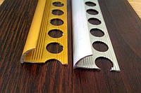 Эксплуатация алюминиевых уголков для плитки