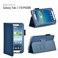 Синий чехол для Galaxy Tab 3 7.0 SM-T2100