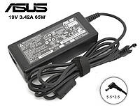 Блок питания ноутбука зарядное устройство Asus W7F, W7J, W7S, W7Sg, W90, X20E, X20S, X401, X401a, X401u, X42, фото 1