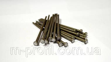 Гвозди строительные 4,0 * 120 мм фасовка 1 кг, фото 2