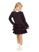 Болеро детское школьное М-940  рост 98-158  черное