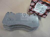 Камера тормозная задняя МАЗ, полуприцепы, усиленный аналог 19.3519310-02 (Белкард). 30.3519010