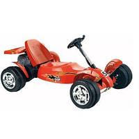 Электромобиль KL81A(RX81A)-RED детский картинг, гоночная машинка, карт