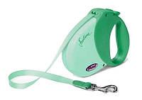 Поводок-рулетка для кошек Trixie Flexi Funtime XS - 3 м, до 12 кг, ремень