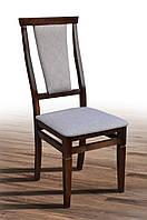 Деревянный обеденный стул  Чумак Тёмный орех