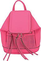 Молодежная сумка-рюкзак Yes Weekend, розовая
