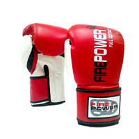Перчатки боксерские FirePower (FPBG2) Red