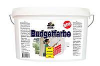 Budgetfarbe Супер белая краска водно -дисперсионная для внутренних работ Dufa 2,5л