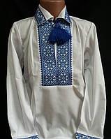 """Вышиванка на мальчика """"Тарас"""", поплин, 116-152 рост, 210/180 (цена за 1 шт. + 30 гр.)"""
